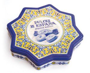Lata de surtidos de dulces La Fortaleza
