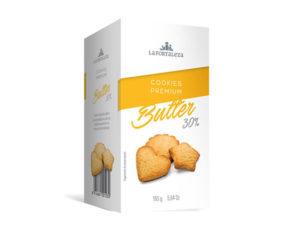cookies butter estuche