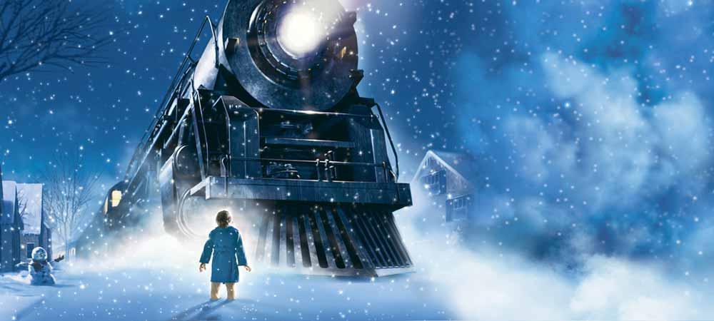 Mejores películas navideñas: Polar Express