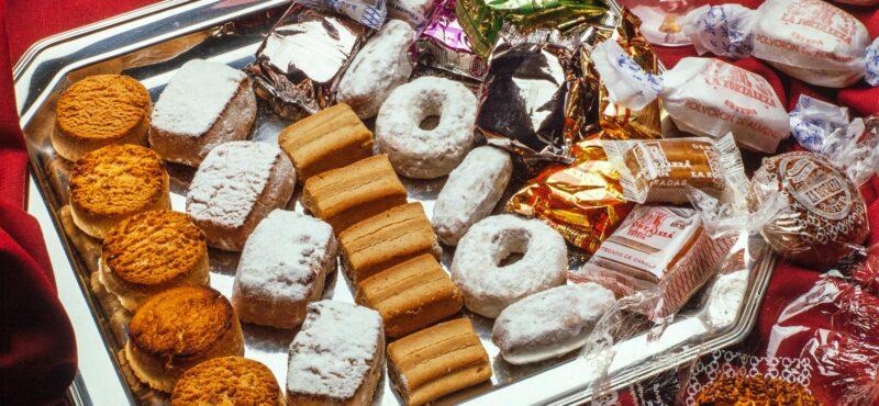 imagen dulces navideños