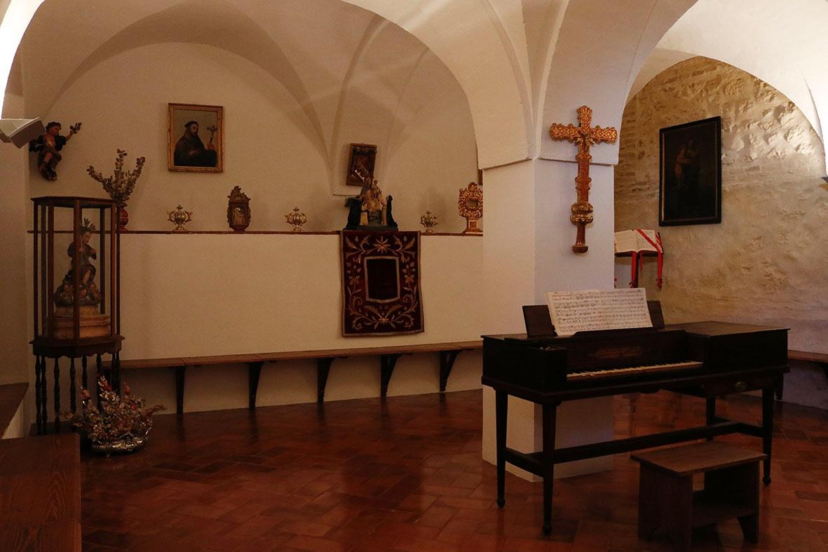 convento monjas clarisas
